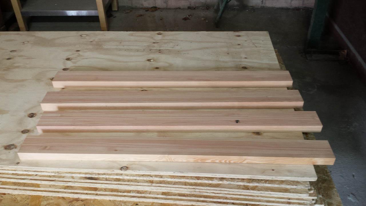 DIY Wind Turbine Hugh Piggott Design Construction, Laminated Wooden Blanks For Turbine Blades