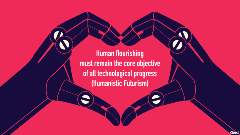 Futurism or What happens when robots are cleverer than us?