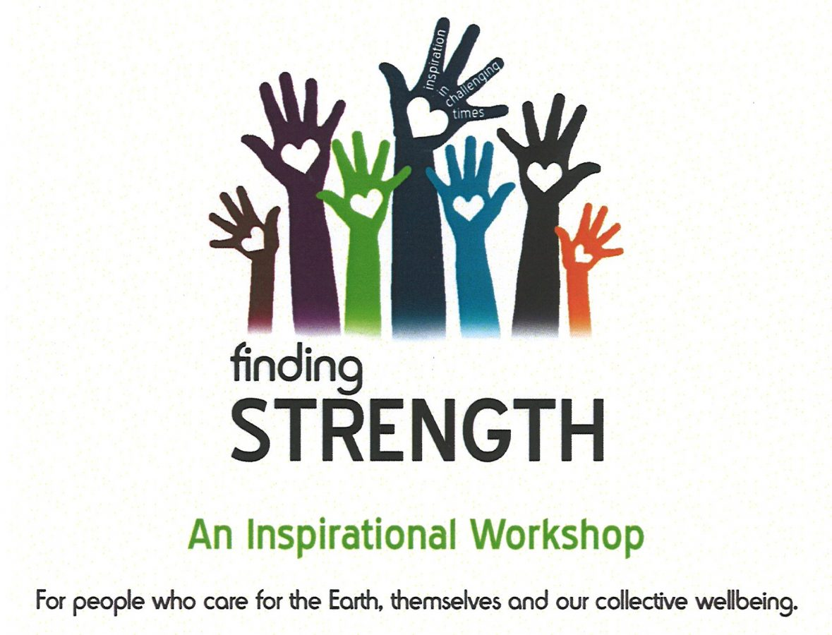 finding strength 2018 logo