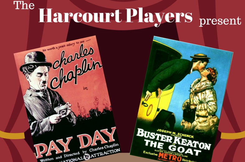 Silent Movie Night with the Harcourt Players