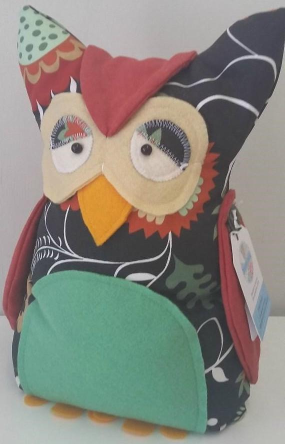 Owl Doorstop Workshop