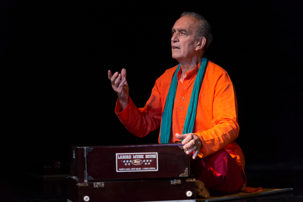 Indian October Workshop #2: Finding the Song of Your Body workshop (2 days)