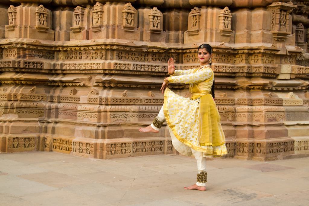 Indian October: Traditional Kathak Dance & Classical Vocal Concert