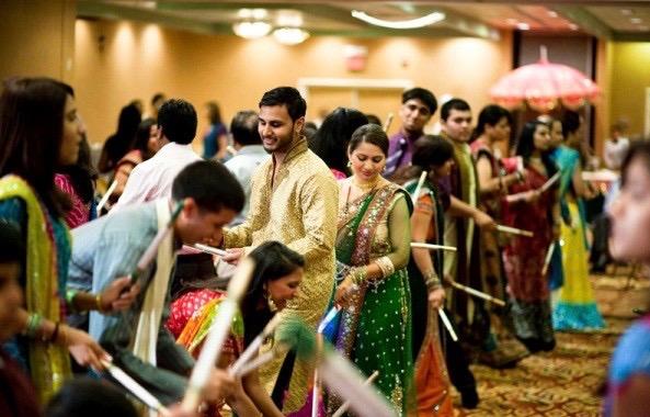 Indian October Workshop #5: Bollywood Dance – Dandiya Stick