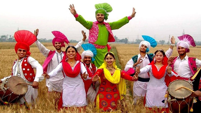 Indian October Workshop #4: Bollywood Dance – Punjabi Bhangra