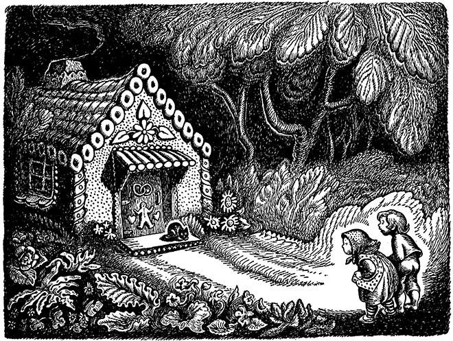 Hansel & Gretel: Absent Parent, Abandoned Child