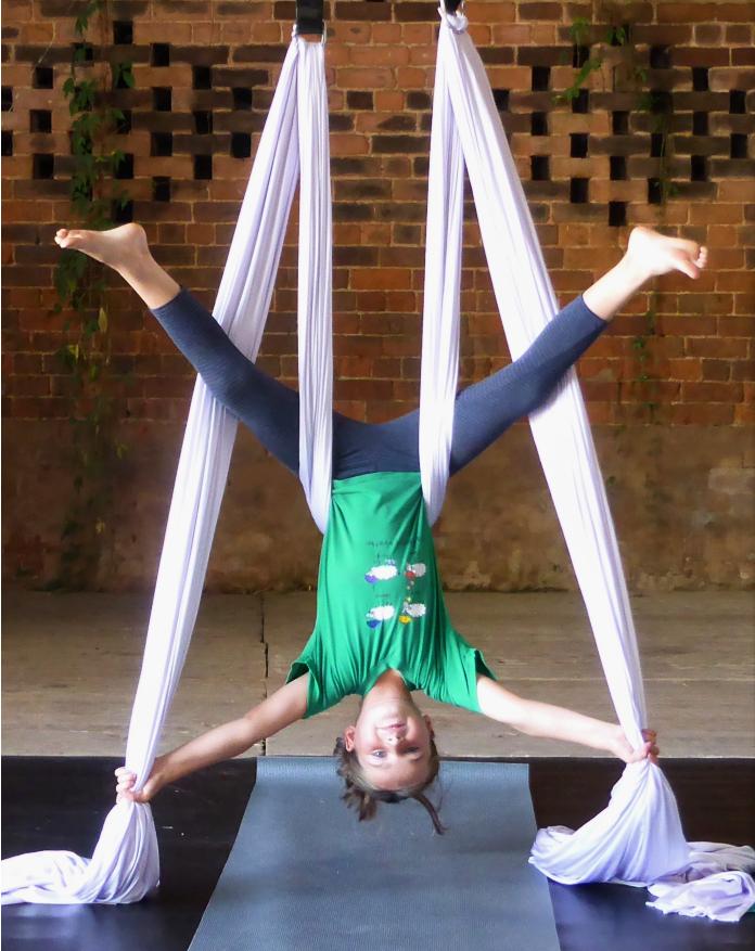 Unique Yoga and Aerial Fitness