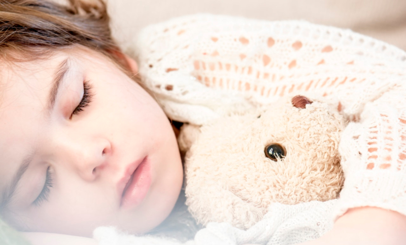 Teaching your child and your family good sleeping habits
