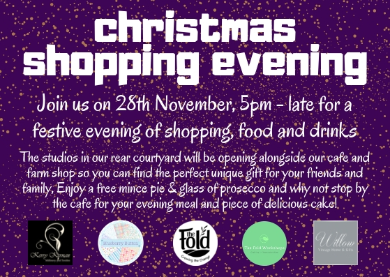 Christmas Shopping Evening