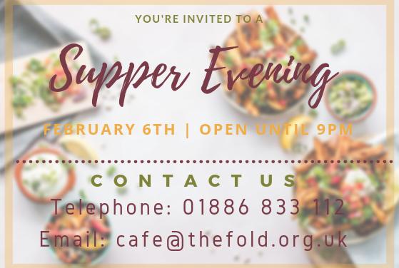 Fold Cafe Supper Club