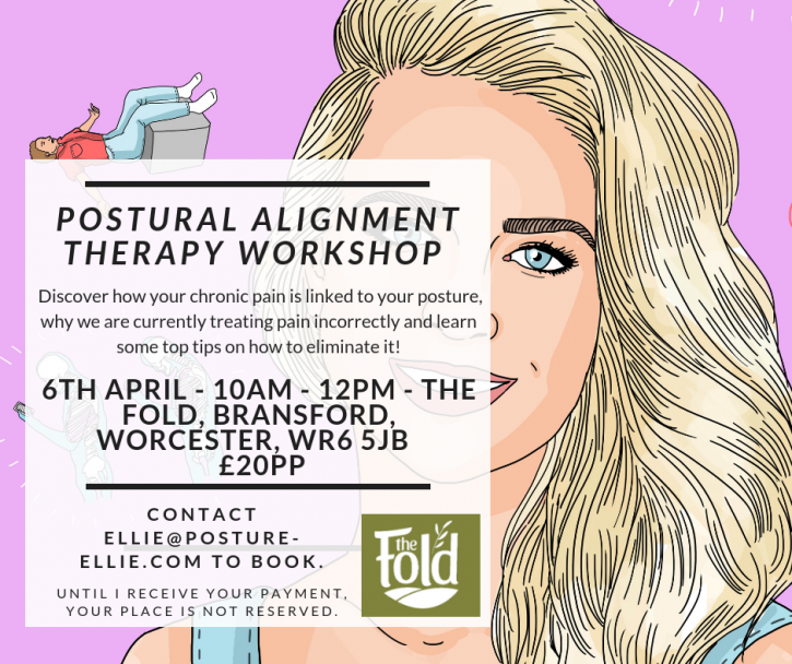 ellie burt posture alignment therapy workshop the fold