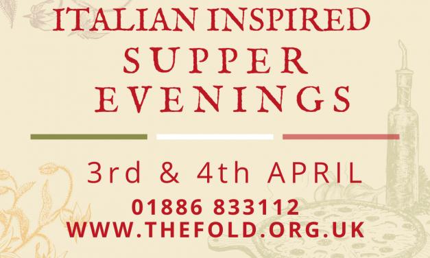 Italian Supper Evening