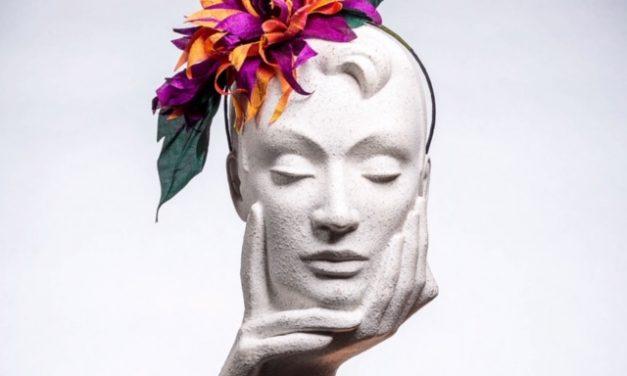 Silk Flower Headpiece: Millinery Workshop
