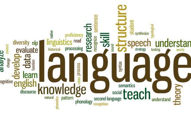Cafe Philosophique: Language
