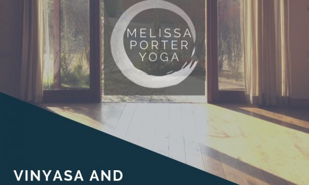 Vinyasa Yoga – suitable for all levels