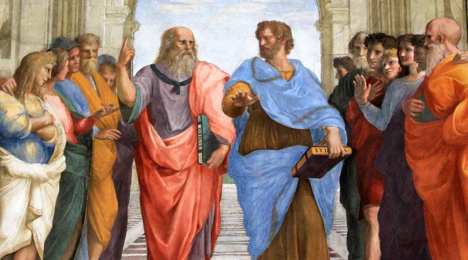 Cafe Philosophique – Pre-Socratic Philosophers