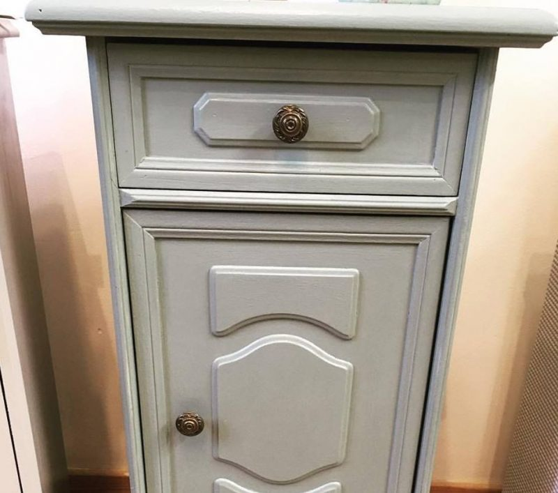 Introduction to Painting Furniture and Simple Decoupage